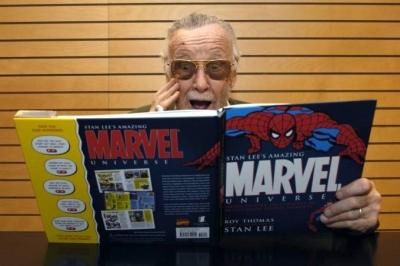 Marvel quer divulgar cenas de bastidores com participações de Stan Lee