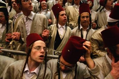O poder da Graça alcançou também milhares de judeus