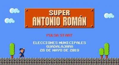 Candidato se baseia em Super Mario Bros para fazer campanha.