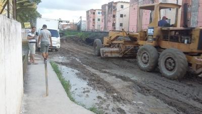 Prefeitura do Jaboatão em ação