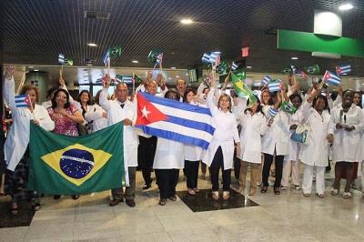 Bolsonaro  GOLPE na exploração de trabalho escravo realizada por Cuba
