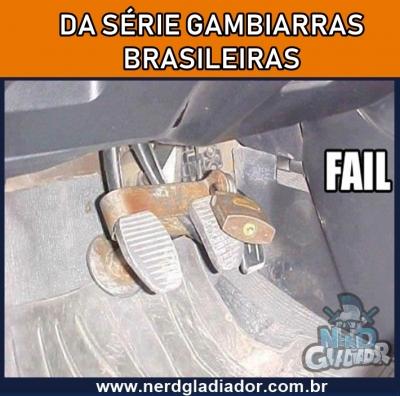 Gambiarras Brasileira