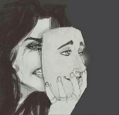 Estamos tão acostumados a nos disfarçar para os outros, que no fim acabamos nos