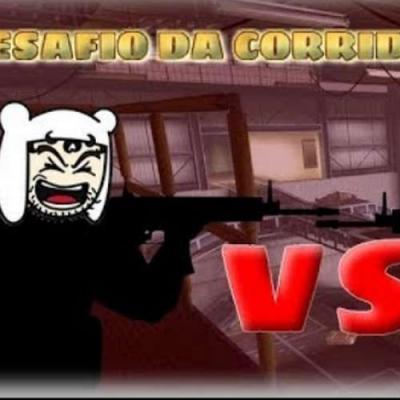 CSGO: Disputa X1 na corrida armada