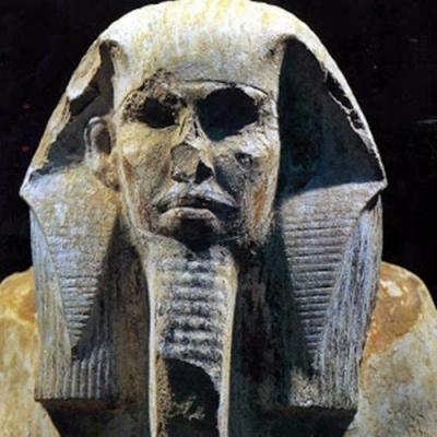 Os 25 faraós mais famosos do egito