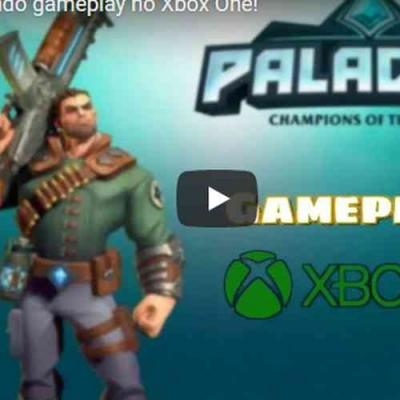 Paladins direto do Xbox One