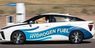Espanha aposta no hidrogenio como combustivel para automoveis