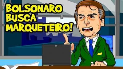 ESCOLHENDO O MARQUETEIRO
