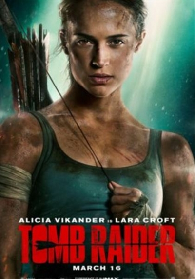 Crítica do novo filme Tomb Raider