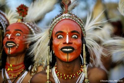 As tribos mais estranhas e diferentes do mundo