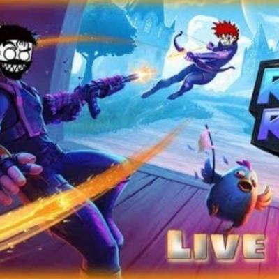 Live de Realm Royale com a FantaXma !