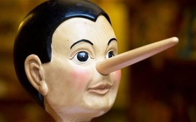 Quais são as mentiras mais ditas em todo o mundo?