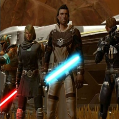 Star Wars Jogo Cavaleiros