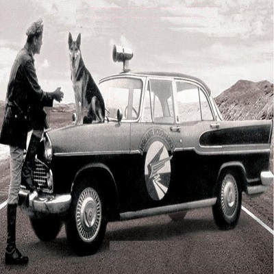 O Vigilante Rodoviário - Foi ao ar em 1961 na Tupi, e reexibida na década de 70