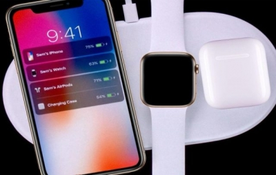 Apple volta atrás e cancela o AirPower, seu carregador sem fio