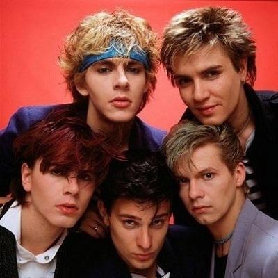 Duran Duran - já venderam mais de 100 milhões de discos em todo o mundo.
