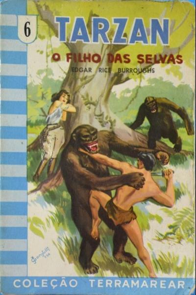 Resenha: Tarzan - O Filho das Selvas (Livro 1)