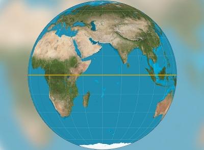 Por que a Linha do Equador tem o nome de um país?