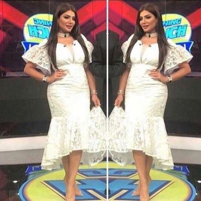 Apresentadora de TV no Kuwait é demitida por causa vestido