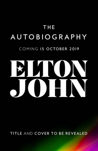 Elton John anuncia autobiografia