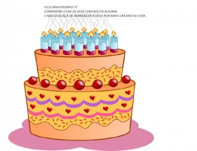 Conheça a página oficial dos aniversariantes do dia