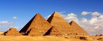 Descoberta rampa que pode ter servido para a construção das grandes pirâmides
