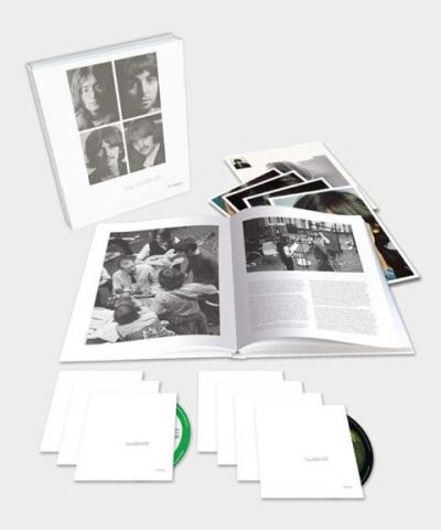 Álbum Branco ganha, dos Beatles, superedição pelos 50 anos