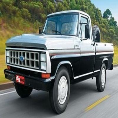 F-1000 -  caminhonete pesada produzida durante entre 1979 e 1998 pela Ford Brasi