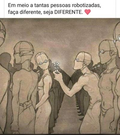 Faça a diferença na vida de alguém!