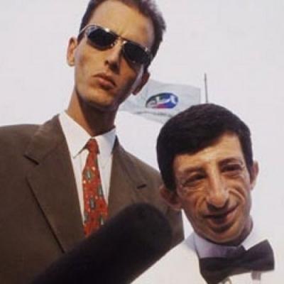 Por onde andam ET e Rodolfo, dupla de humoristas do SBT