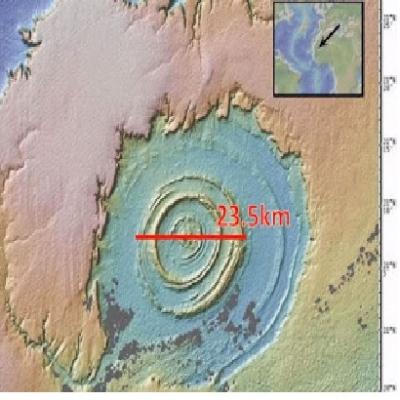 Pesquisador diz ter encontrado Atlântida enterrada no deserto do Saara
