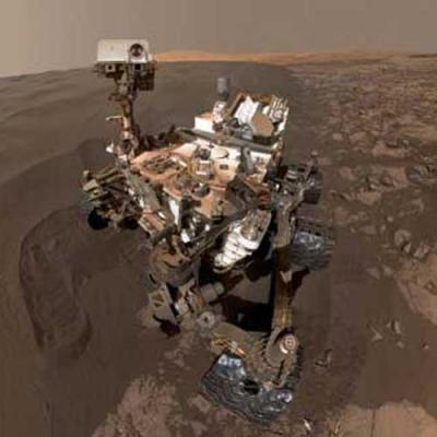 NASA reaproveita Curiosity para analisar a gravidade do Mount Sharp