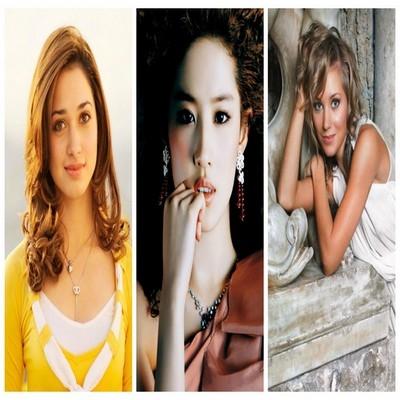 Quem é a mulher mais linda do seu país?