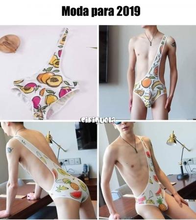 Moda para 2019