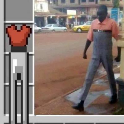 Meme Das Roupinhas De Minecraft, É Muita Criatividade!