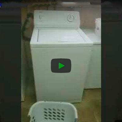 Essa máquina de lavar soa como uma batalha épica
