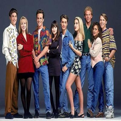 Barrados no Baile (Beverly Hills 90210) - Teve grande audiência na década de 90.