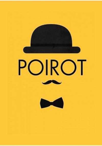 Personagem do mês: Hercule Poirot