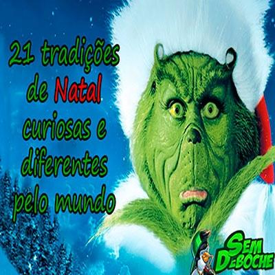 21 tradições de Natal curiosas e diferentes pelo mundo