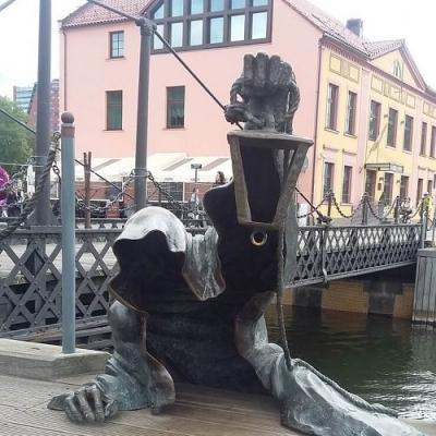 As esculturas mais fantásticas e impressionantes do mundo