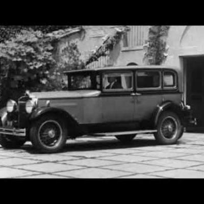 O incrível automóvel de 1927