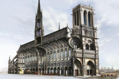 Curiosidades históricas sobre a Catedral de Notre Dame