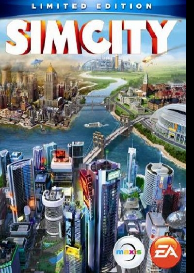 SimCity 2013 v10.1 (DLCs)