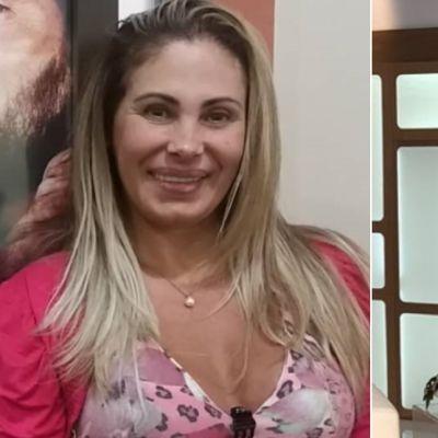 "Ângela Bismarchi critica postura de Luciana Gimenez: ""Só Lamento"""
