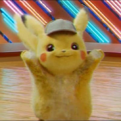 Pikachu dançando