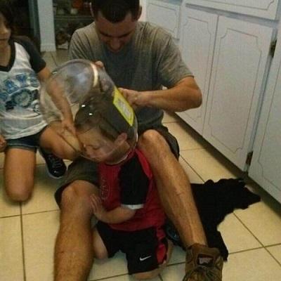 20 crianças que só nasceram para testar a paciência do pai e da mãe