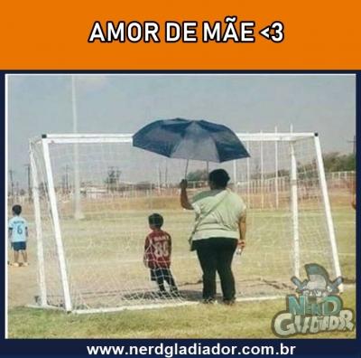 Amor de Mãe <3