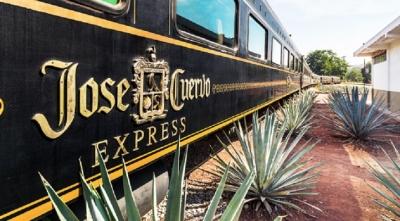 Dicas de viagem: Todos a bordo do Jose Cuervo Express Train