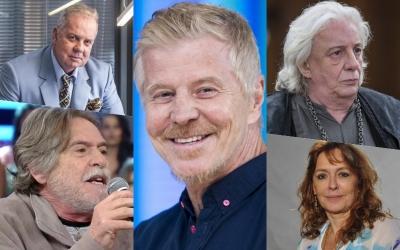 Famosos atores da Globo se assumem homossexuais depois dos 60 anos e deixam fãs