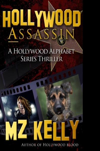 Resenha: Hollywood Assassin - Alphabet Series Thriller (Book 1)